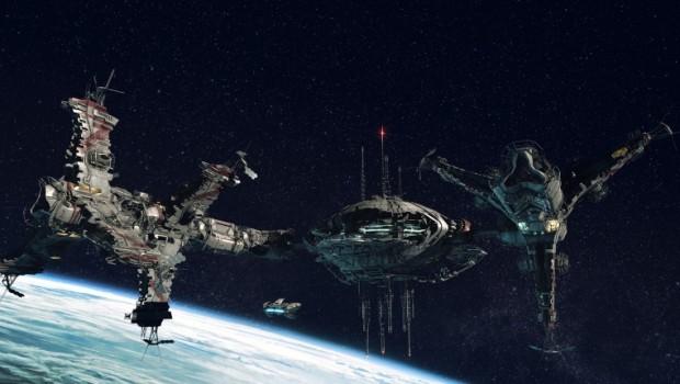 Terrorists attack Deep Space 10