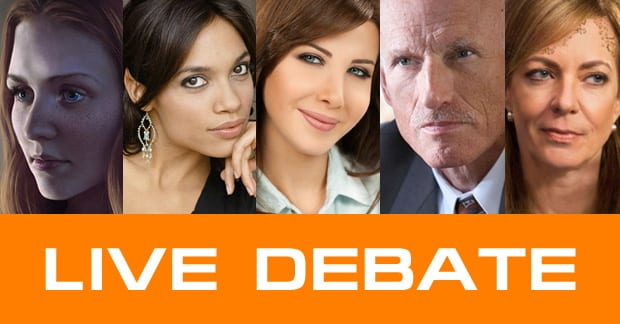 Candidates prepare for final debate