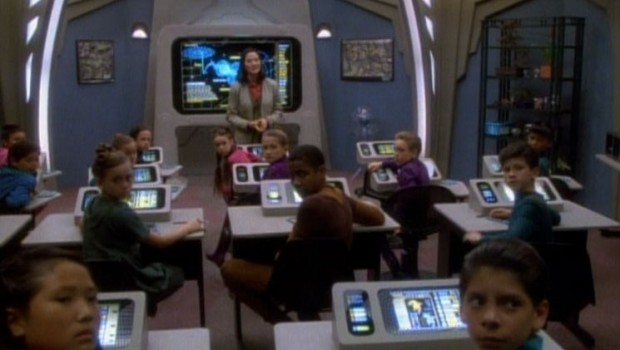 Education program for non-Federation colonies and space stations wins approval