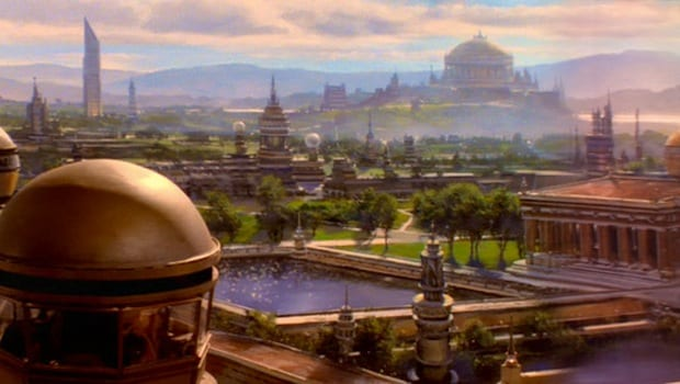 Bajor to host art from across the Federation