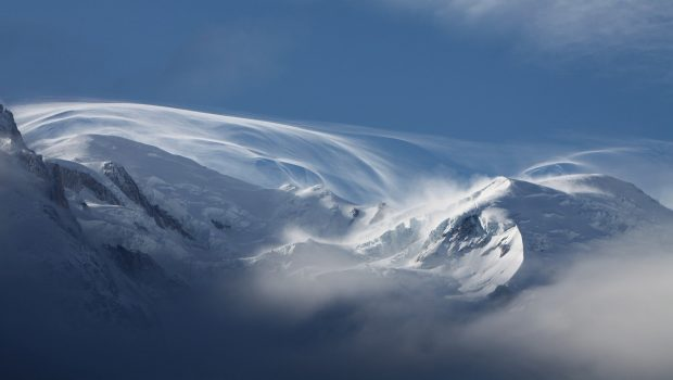 Surprise Avalanche Buries Geological Surveying Team